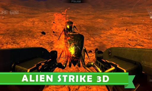 Alien Strike 3D Space Fighter