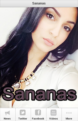 Sananas - Fan