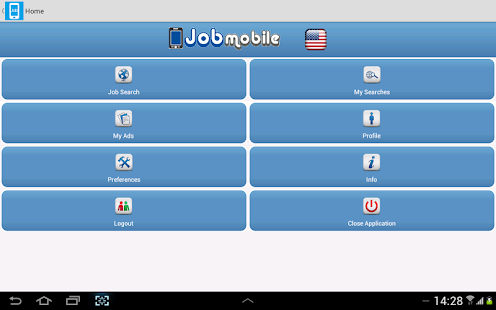 Jobmobile App- screenshot thumbnail
