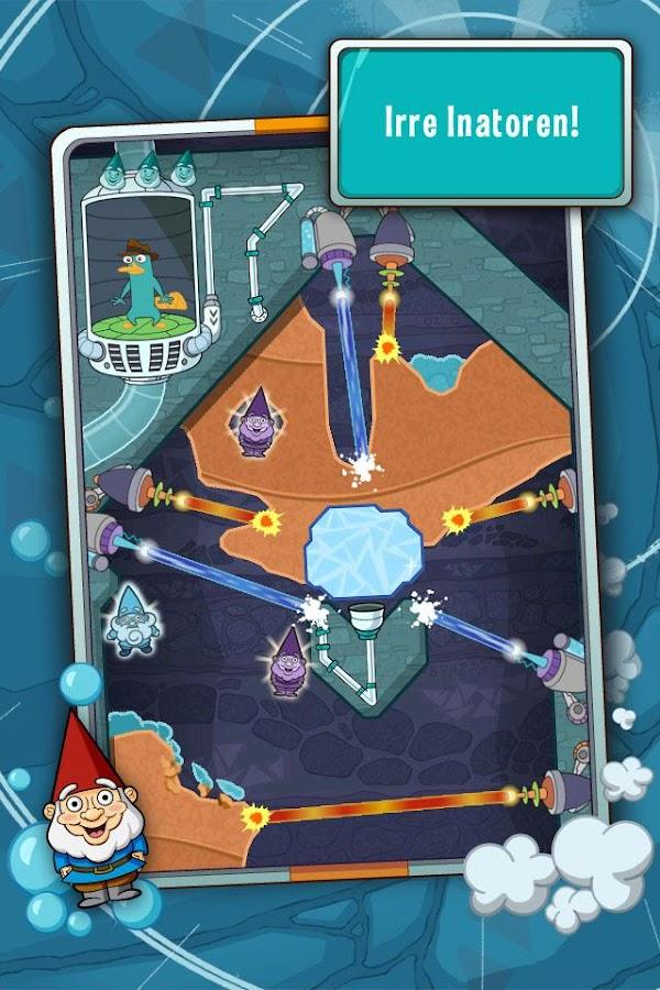 Wo ist mein Perry? - screenshot