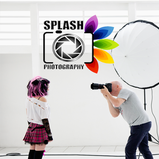 Splash Photography LOGO-APP點子