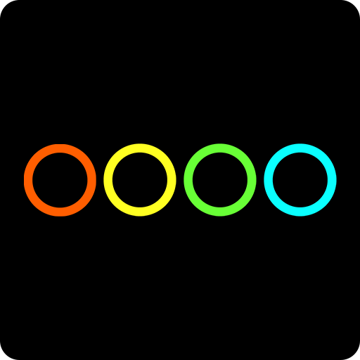 OOOO - Local Multiplayer Finger Tapping game (apk) free download for Android/PC/Windows