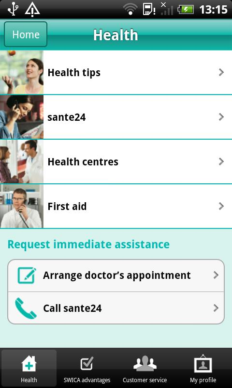 Health & Medicine- screenshot
