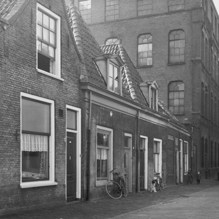 Archiefbeeld: Fabriekspanden in Leiden