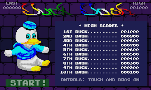 Duck Dash- screenshot thumbnail