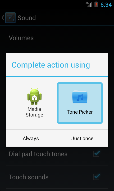 Tone Picker - MP3 Ringtones - screenshot