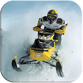 Snow Moto Drift Racing