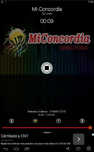 Radio Mi Concordia