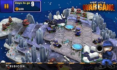 Great Little War Game Screenshot 1