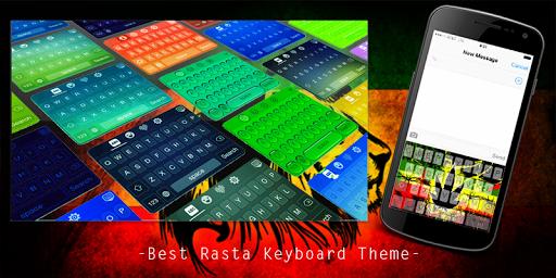 Best Rasta Keyboard Theme