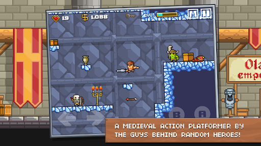 Devious Dungeon - screenshot