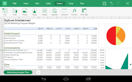 WPS Office + PDF Screenshot 5