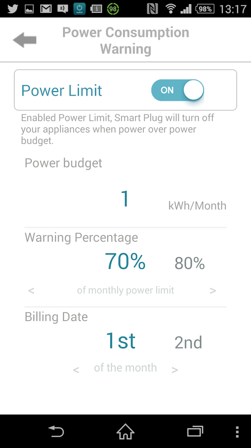 mydlink WiFi Smart Plug- screenshot
