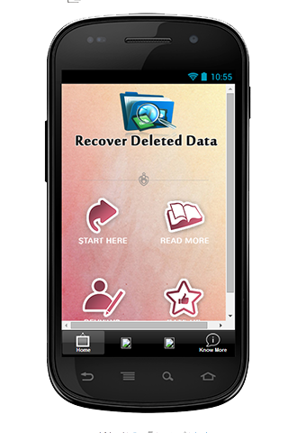 Recover Deleted Data On Phone