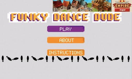 Funky Dance Guy