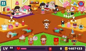 Screenshot of Judy's Dress Salon