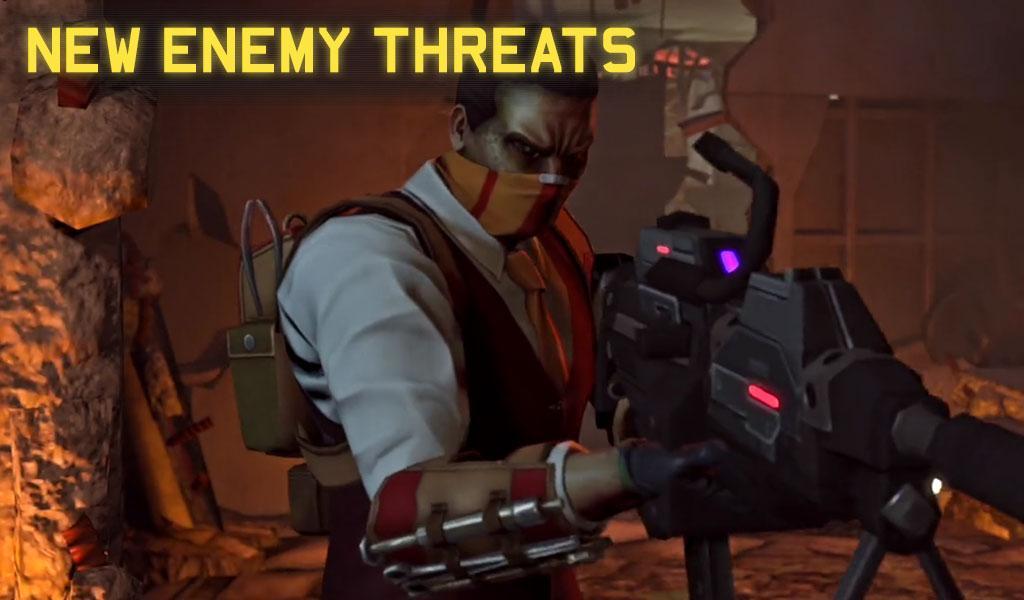 XCOM®: Enemy Within screenshot #1