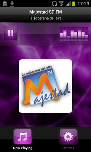 Majestad SD FM