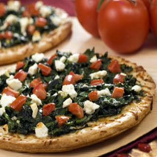 Greek Pizza.