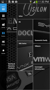 EMC Tech Connect - screenshot thumbnail