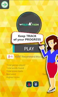 Wordathon: Classic Word Game - screenshot thumbnail