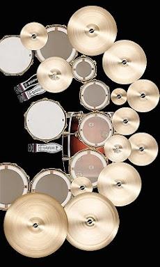 ドラムセットを再生のおすすめ画像1