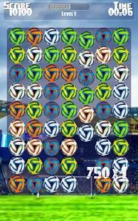 Brazuca Match 3 Game