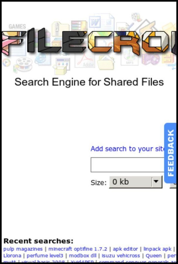 FileCrop Ultimate - screenshot