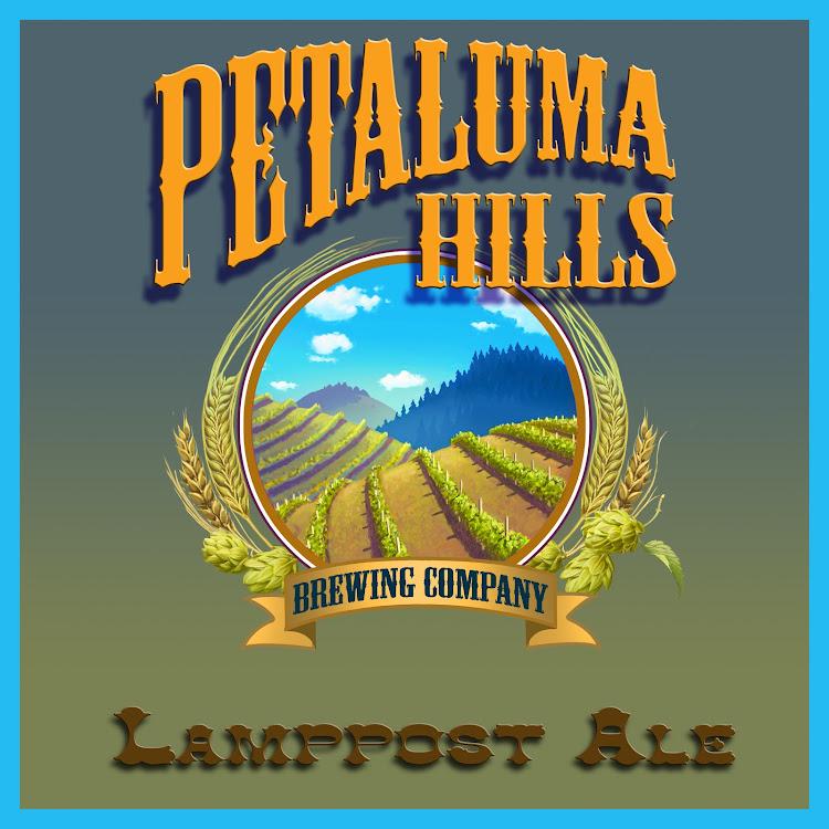 Logo of Petaluma Hills Lamppost Ale