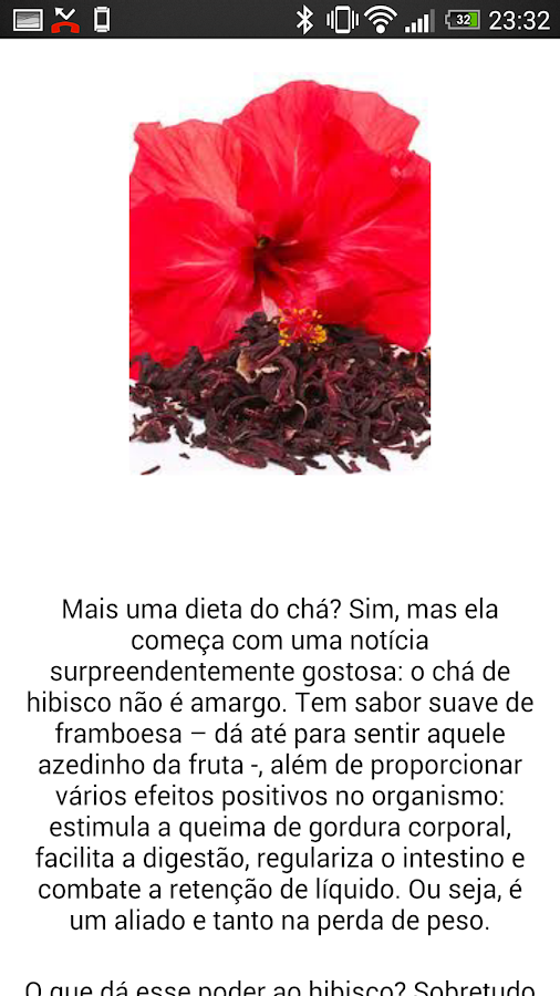 Dietas Mais Populares - screenshot