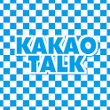 Blue Chess Pattern Kakao Theme