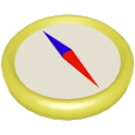 3D Compass icon