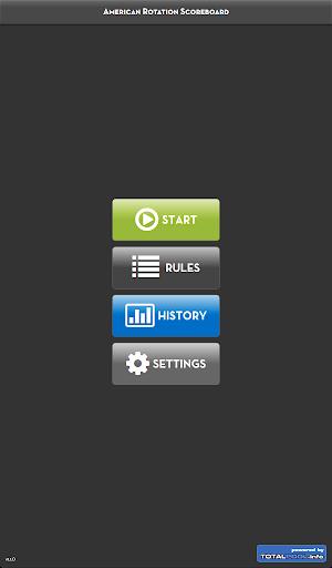 【免費運動App】American Rotation Scoreboard-APP點子