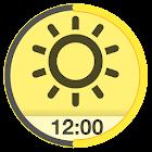 Solar Clock: Circadian Rhythm icon