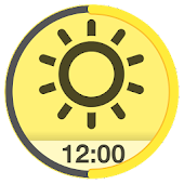 Solar Clock: Circadian Rhythm