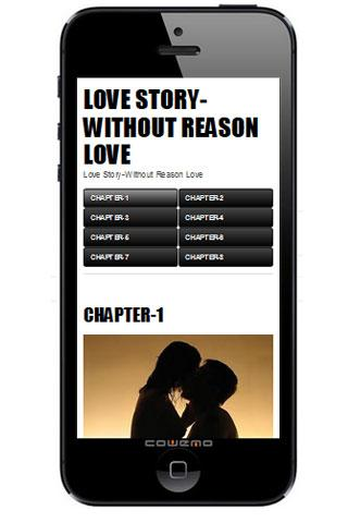 Love Story-Without Reason Love