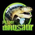 Pet My Dinosaur logo