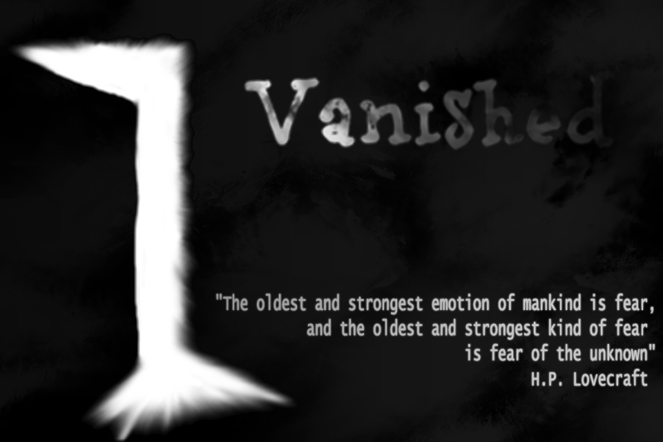 Vanished- screenshot