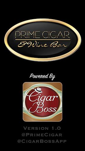 Prime Cigar Wine Bar