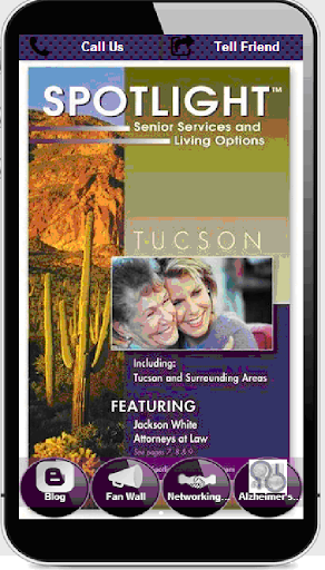 Spotlight Senior Services Tuc