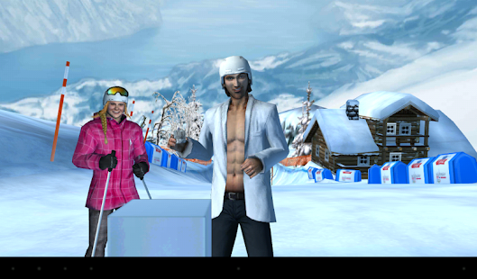 Mr. Melk Winter Games- screenshot thumbnail