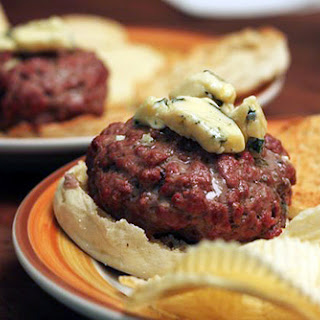 Roasted Hamburgers Recipe