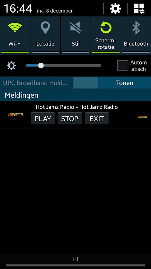 Hot Jamz Radio- screenshot