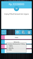 Screenshot of Millionaire Indonesia