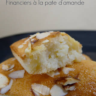Almond Financiers.