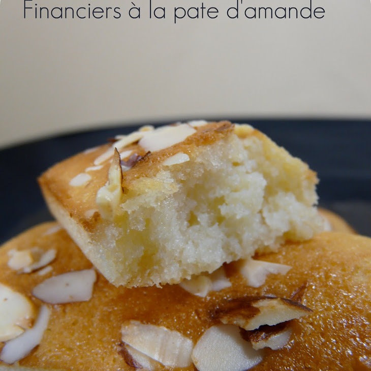 Almond Financiers Recipe