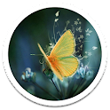 MiUI Butterfly Live Wallpaper icon