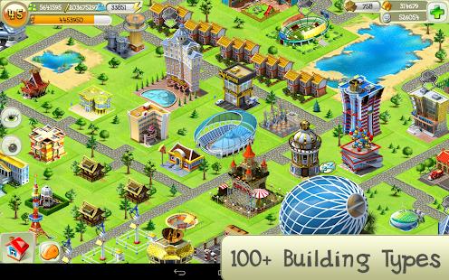 Tiny City- screenshot thumbnail