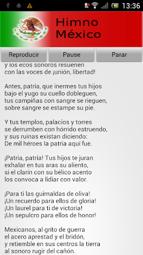 玩免費音樂APP|下載Himno Nacional Mexicano app不用錢|硬是要APP