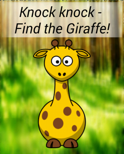 Find the Giraffe